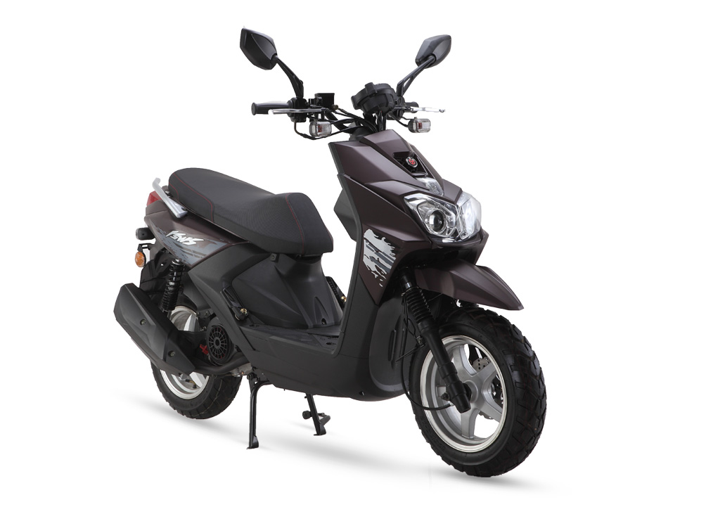 Gas Scooter TS150T-35D