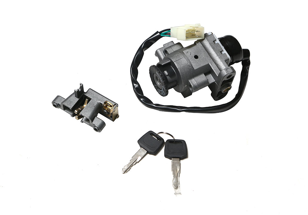 Motorcycle Electric System Ignition Switch WS 150