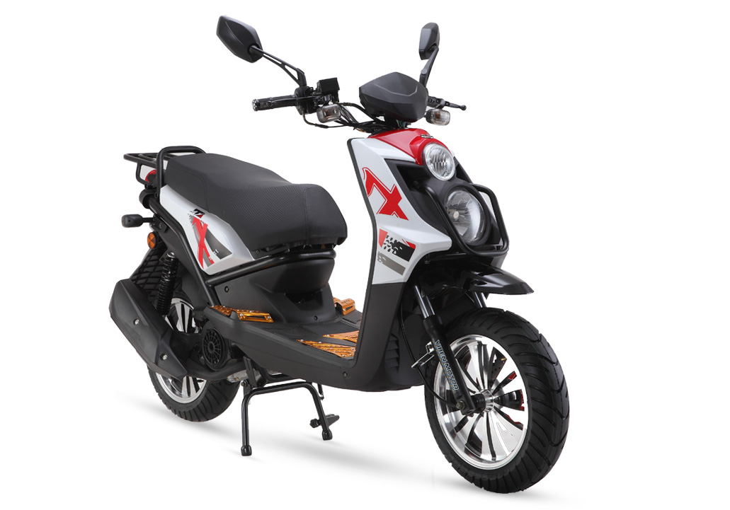 Gas Scooter TS125T-35C