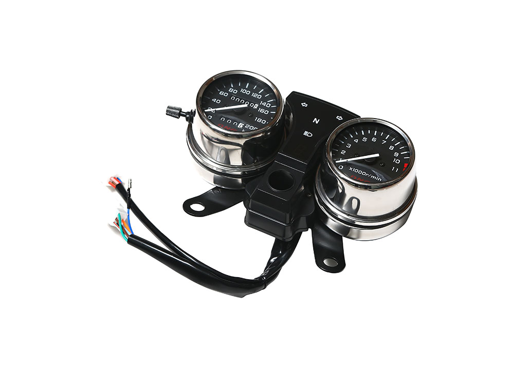 Motorcycle Body Part Speedometer CG
