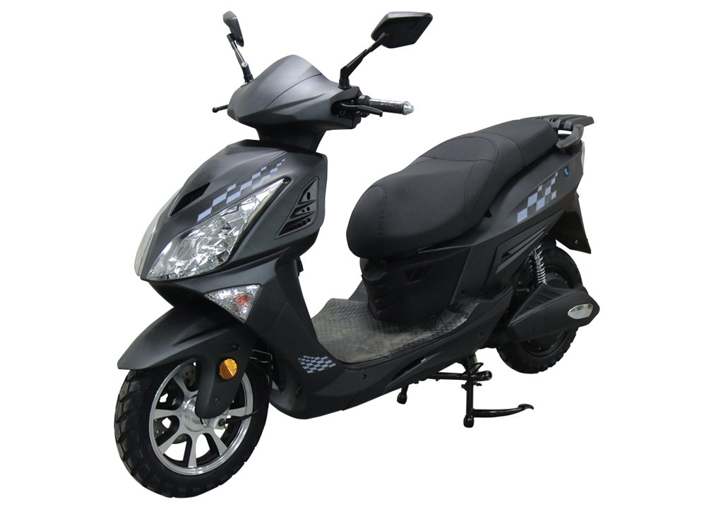 72V 2000W Electric Scooter Electric Motorcycle