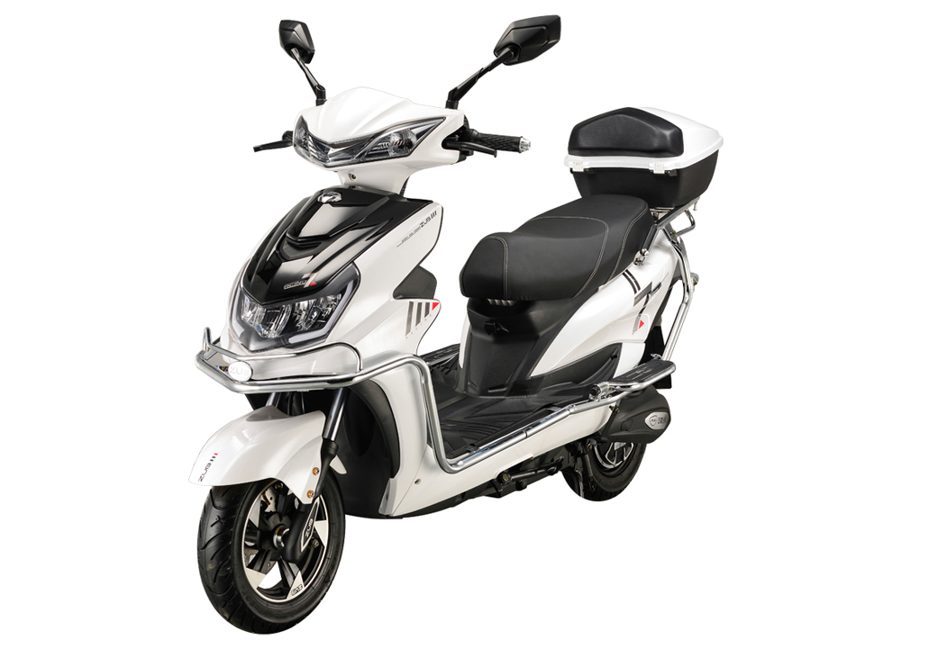 72V 1200W Electric Scooter Electric Motorcycle