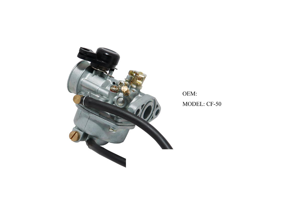 Motorcycle Parts Motorcycle Carburettor For CF50