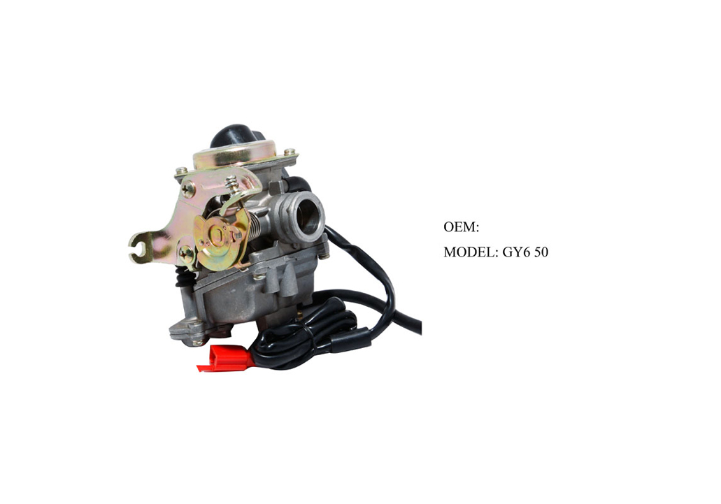 Motorcycle Parts Motorcycle Carburettor For GY6 50