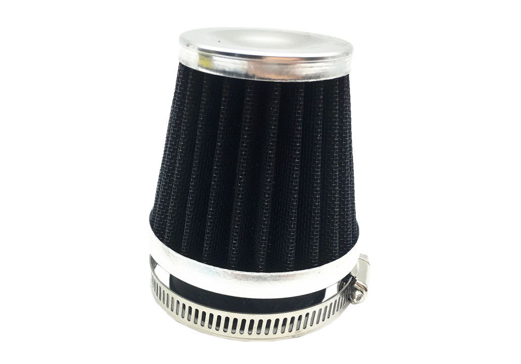 Motorcycle Parts Motorcycle Air Filter For UNIVERSAL 52MM