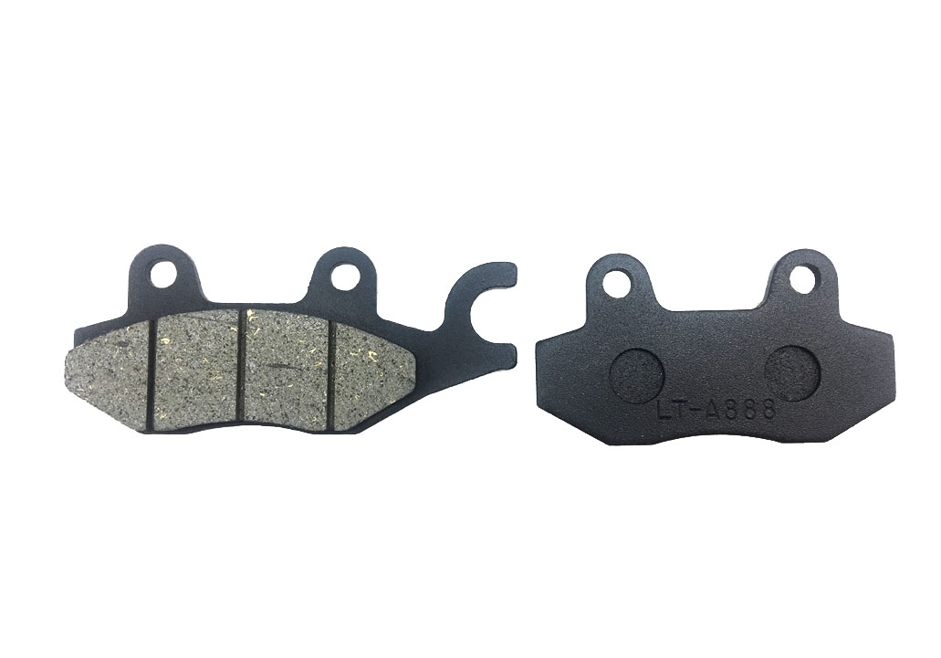 Motorcycle Parts Motorcycle Brake Pads For BS-250