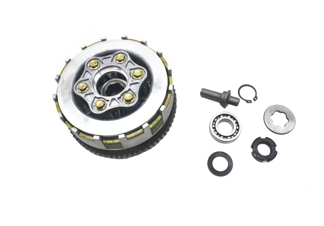Motorcycle Parts Motorcycle Clutch Assembly For 250-Z