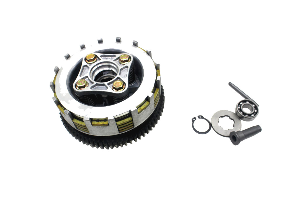 Motorcycle Parts Motorcycle Clutch Assembly For DT-150-DELIVERY