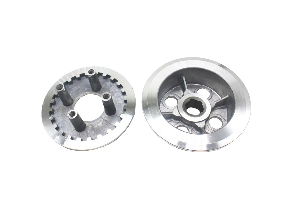 Motorcycle Parts Motorcycle Clutch Assembly For FT-180