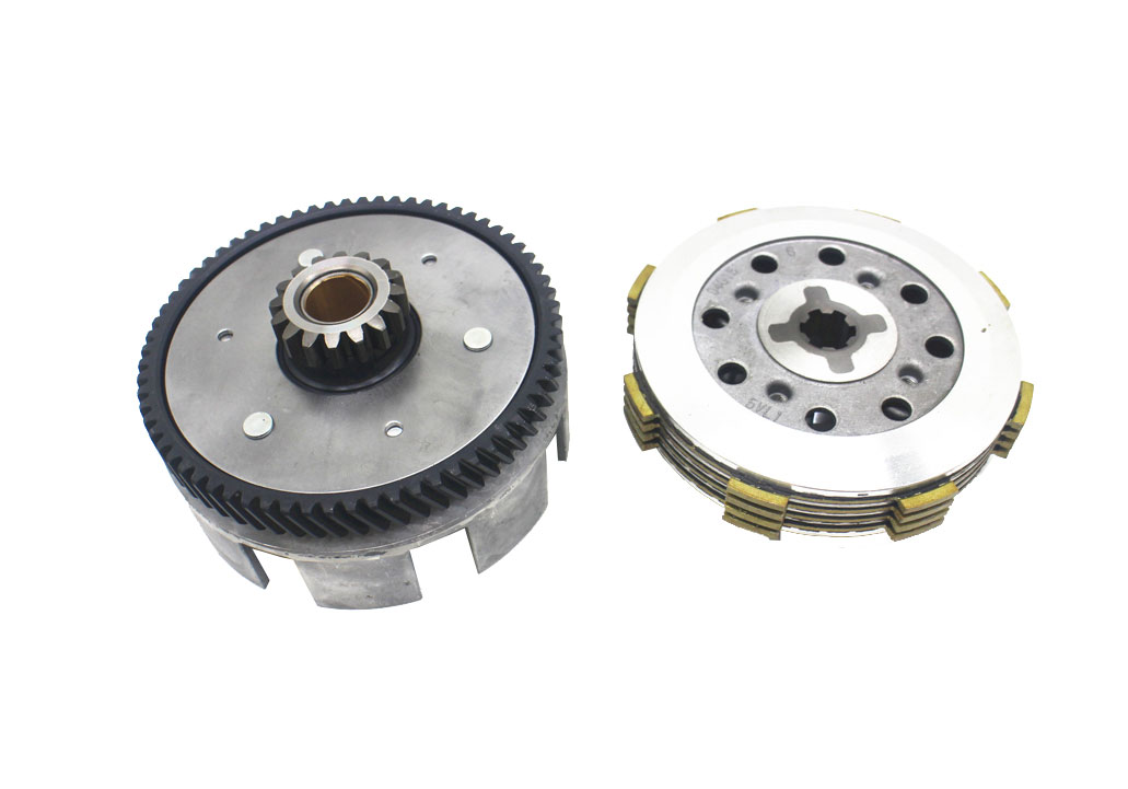Motorcycle Parts Motorcycle Clutch Assembly For YAMAHA-YBR-125