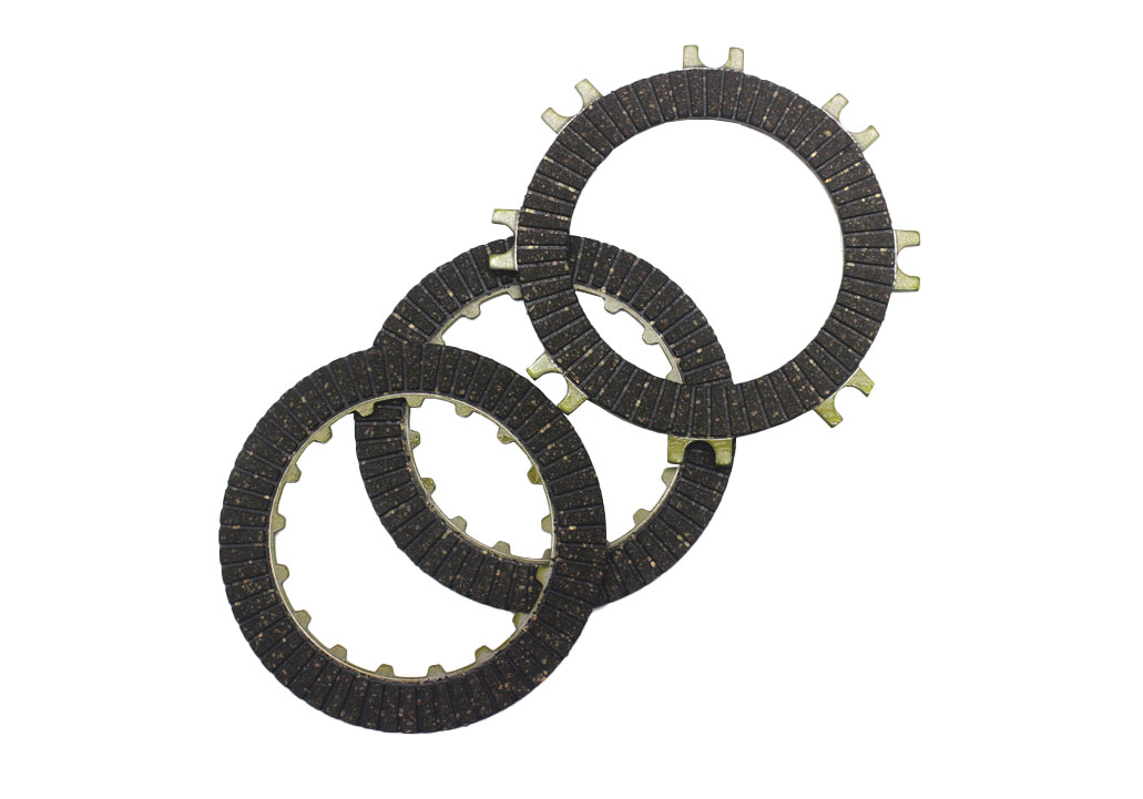 Motorcycle Parts Motorcycle Clutch Disc For AT-110-NEGRA
