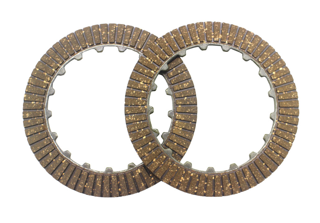 Motorcycle Parts Motorcycle Clutch Disc For DT-90