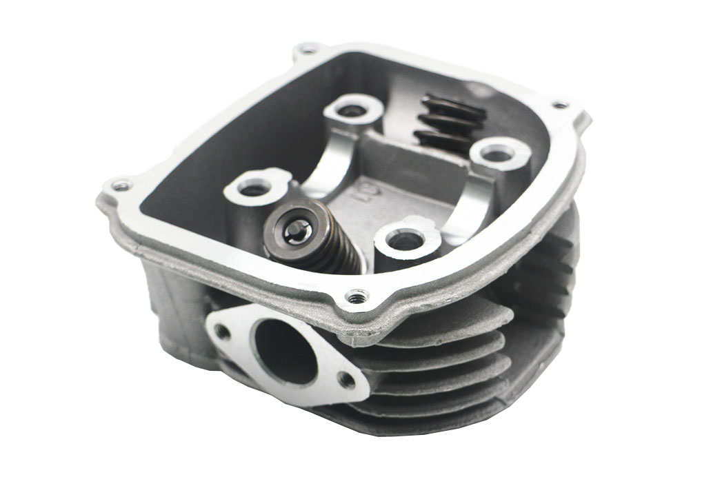 Motorcycle Parts Motorcycle Cylinder Head For CITY-125